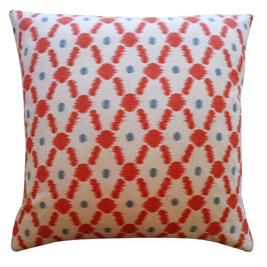 Jiti Fence Cotton Pillow