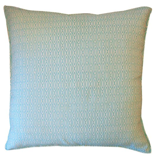 Jiti Infinity Cotton Throw Pillow
