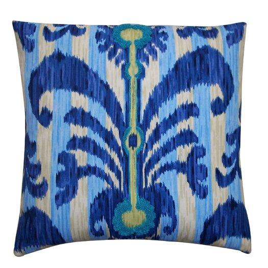 Jiti Java Cotton Throw Pillow