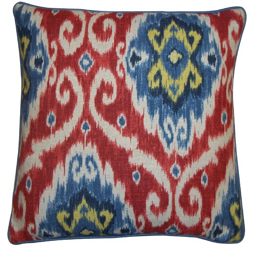 Jiti Kyllini Cotton Throw Pillow