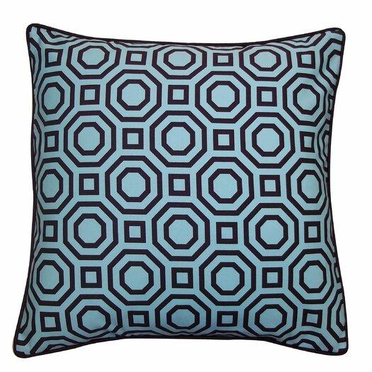Jiti Labyrinth Cotton Throw Pillow