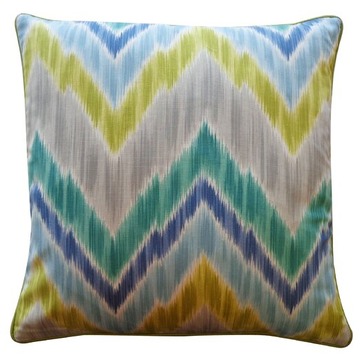 Jiti Mountain Cotton Throw Pillow