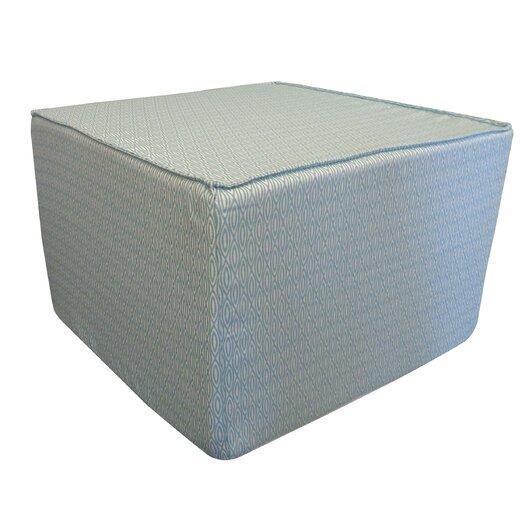 Jiti Infinity Cotton Cube Ottoman