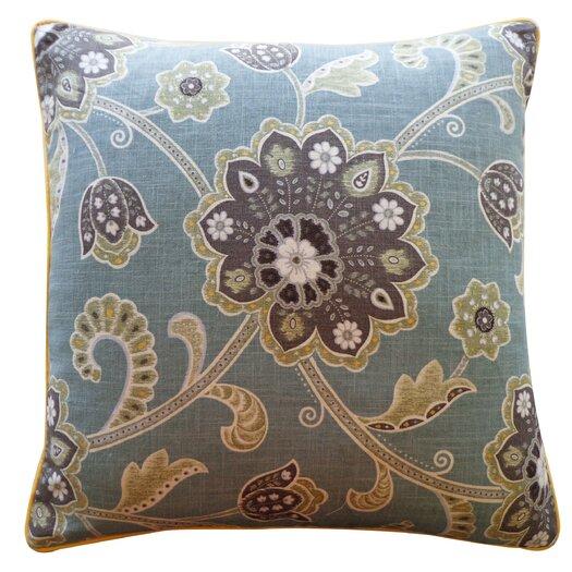 Jiti Amaryllis Cotton Pillow