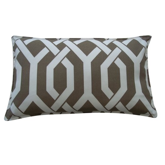Jiti Fork Outdoor Lumbar Pillow