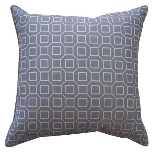 Jiti Hexagon Outdoor Throw Pillow
