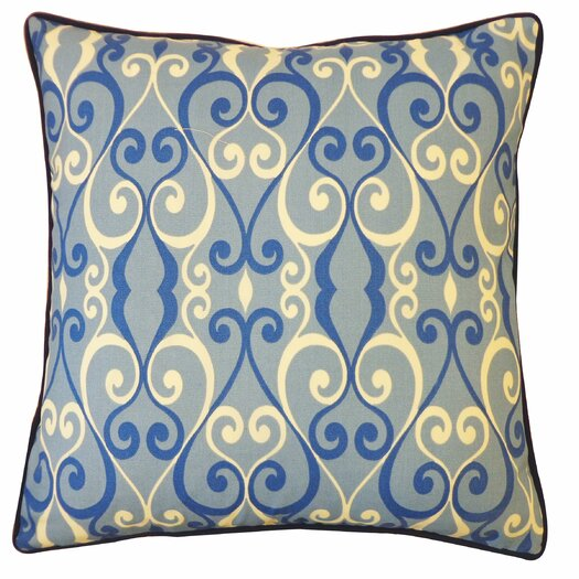 Jiti Iron Outdoor Throw Pillow