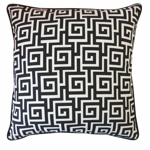 Jiti Puzzle Indoor/Outdoor Throw Pillow