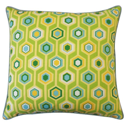 Jiti Recoleta Outdoor Throw Pillow