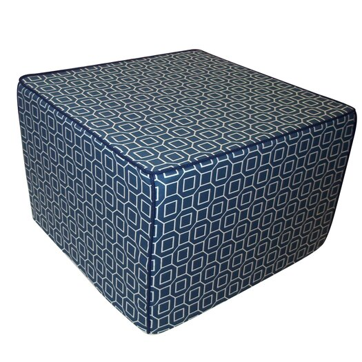 Jiti Polyester Ottoman