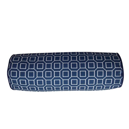 Jiti Hexagon Outdoor Bolster Pillow