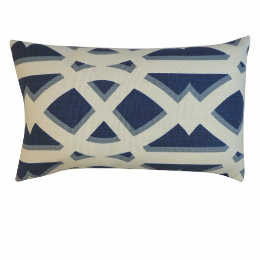 Jiti Crossroads Cotton Lumbar Pillow