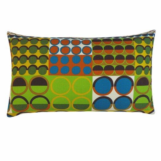 Jiti Johari Cotton Lumbar Pillow