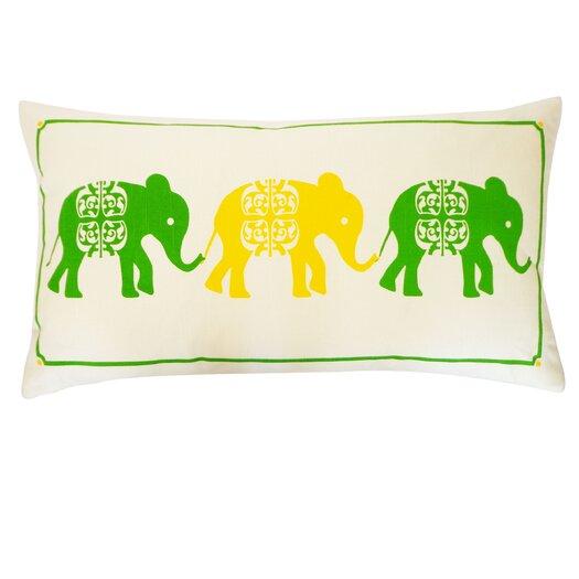 Jiti Pi Cotton Lumbar Pillow