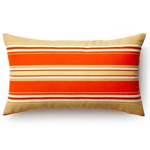 Jiti Thick Stripes Indoor/Outdoor Lumbar Pillow
