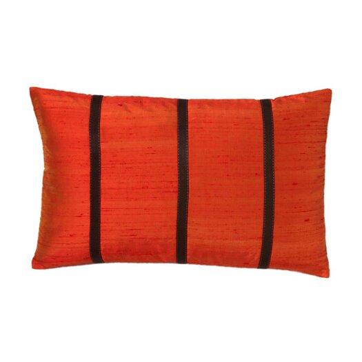 Jiti Pieces Silk Lumbar Pillow