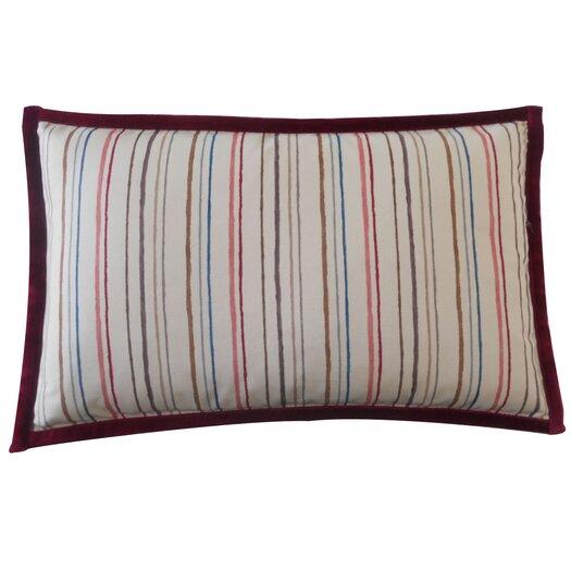 Jiti Alita Stripes Cotton Lumbar Pillow