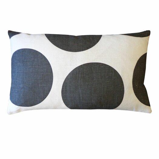 Jiti Ball Cotton Lumbar Pillow
