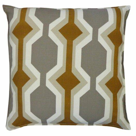 Jiti Freeway Cotton Throw Pillow