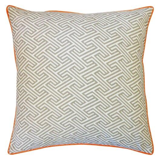 Jiti Inca Passage Cotton Throw Pillow