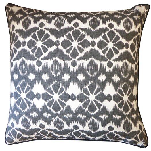 Jiti Tree Cotton Throw Pillow