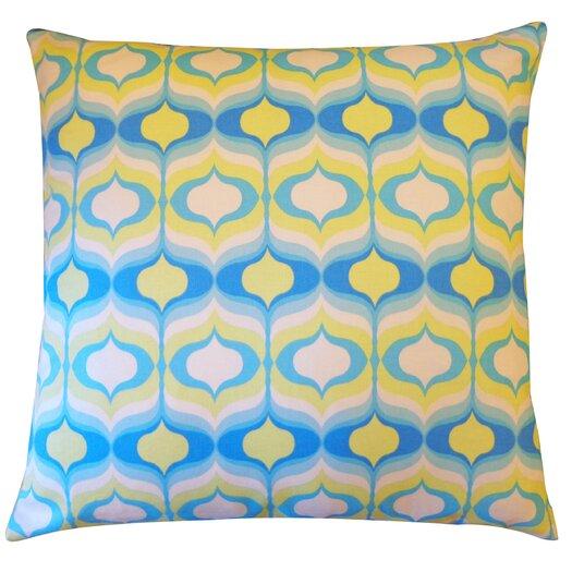 Jiti Coppela Cotton Throw Pillow