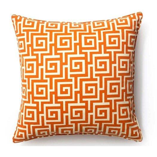 Jiti Puzzle Cotton Throw Pillow