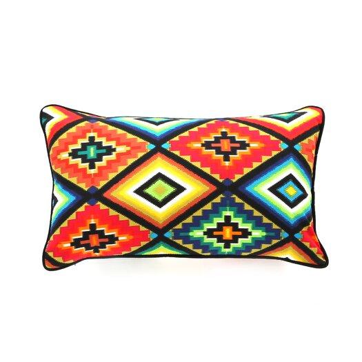Jiti Aztec Cotton Lumbar Pillow
