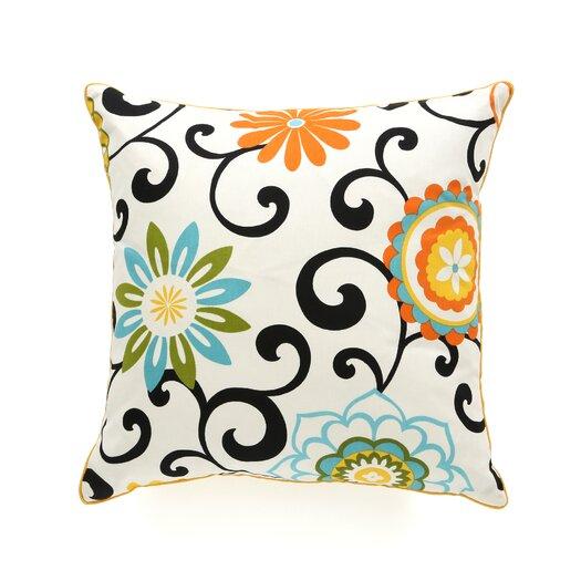 Jiti Ply Cotton Throw Pillow