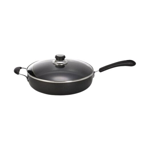T-fal Total 5 Qt. Chef's Pan with Lid