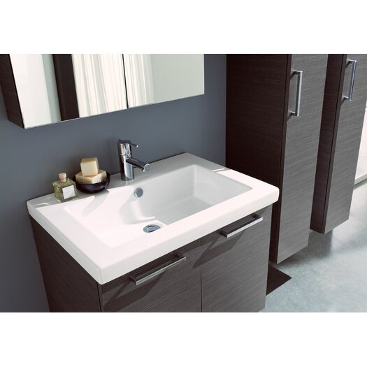 Acquaviva Light 1 Sink with Overflow