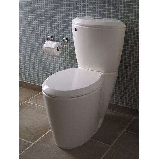 Enso Dual Flush Complete Elongated 2 Piece Toilet Product Photo