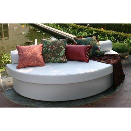 La-Fete Demi-lune Outdoor Bed