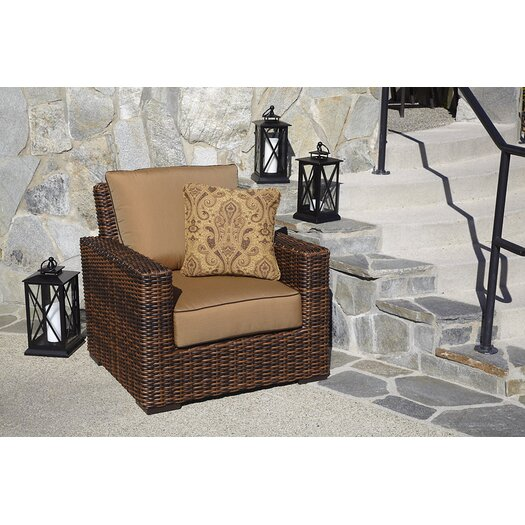 Sunset West Montecito Deep Seating Club Chair