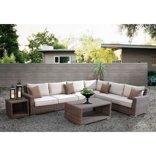 Sunset West Coronado Sectional Seating Group