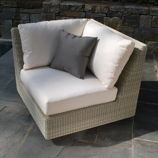 Kingsley Bate Westport Sectional Left / Right / Deep Seating Corner Chair with Cushion
