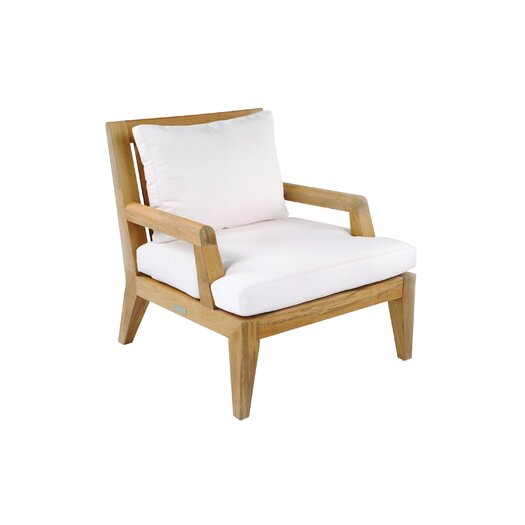 Kingsley Bate Mendocino Deep Seating Lounge Chair with Cushion