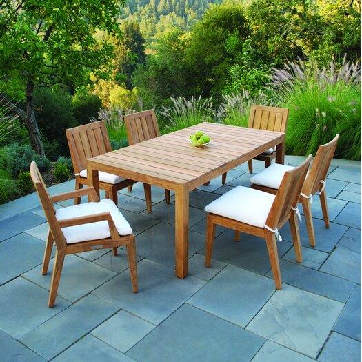 Kingsley Bate Mendocino Rectangular Dining Table