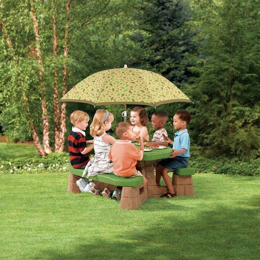 Step2 Naturally Playful Kids Picnic Table