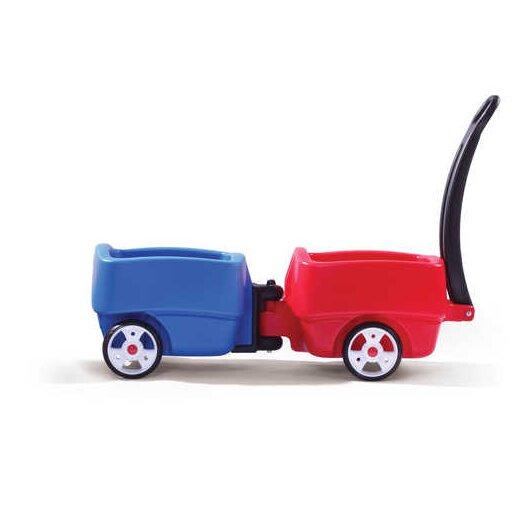 Step2 Choo Choo Wagon Ride-On