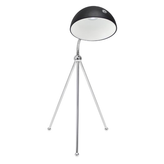 LumiSource Capello 20'' H Table Lamp with Bowl Shade