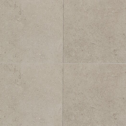 "Daltile City View 6"" x 24"" Porcelain Field Tile in Skyline Gray"