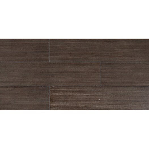 Daltile Timber Glen 12'' x 24'' Porcelain Wood Tile in Espresso