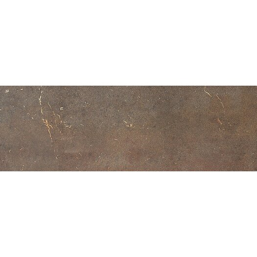 Daltile Fusion 8'' x 24'' Metal Field Tile in Bronzed Copper