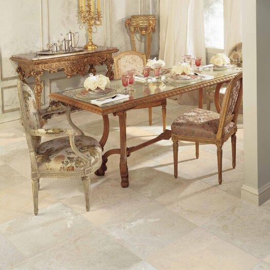 Daltile Pietre Vecchie 13'' x 13'' Porcelain Field Tile in Champagne