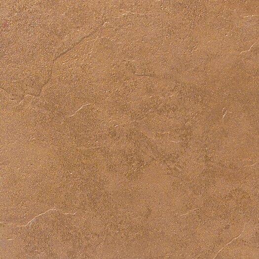 "Daltile Cliff Pointe 12"" x 12"" Porcelain Field Tile in Redwood"