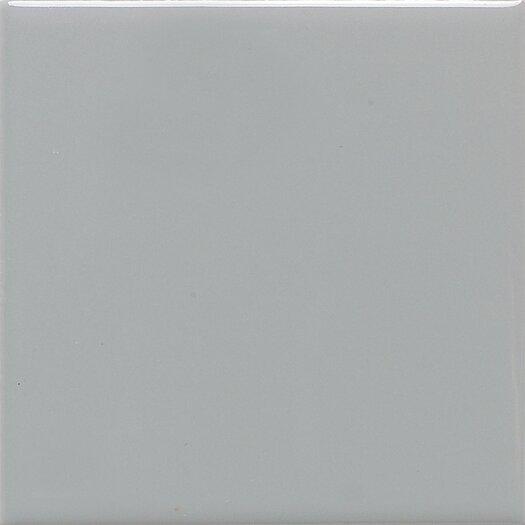 Daltile Modern Dimensions 4.25'' x 12.75'' Ceramic Field Tile in Matte Desert Gray