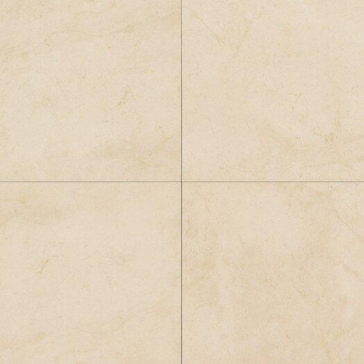 """Daltile Monticito 2"""" x 18'' Porcelain Field Tile in Crema"""