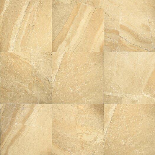 "Daltile Ayers Rock 20"" x 20"" Porcelain Field Tile in Golden Ground"