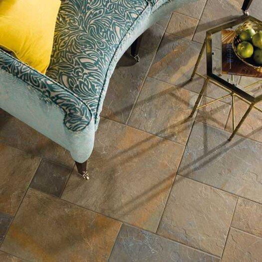 Daltile Ayers Rock 6.5'' x 6.5'' Porcelain Field Tile in Rustic Remnant